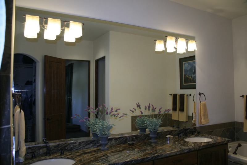 Custom Wall Mirrors phoenix, arizona custom mirror installations, wall mirrors, and more