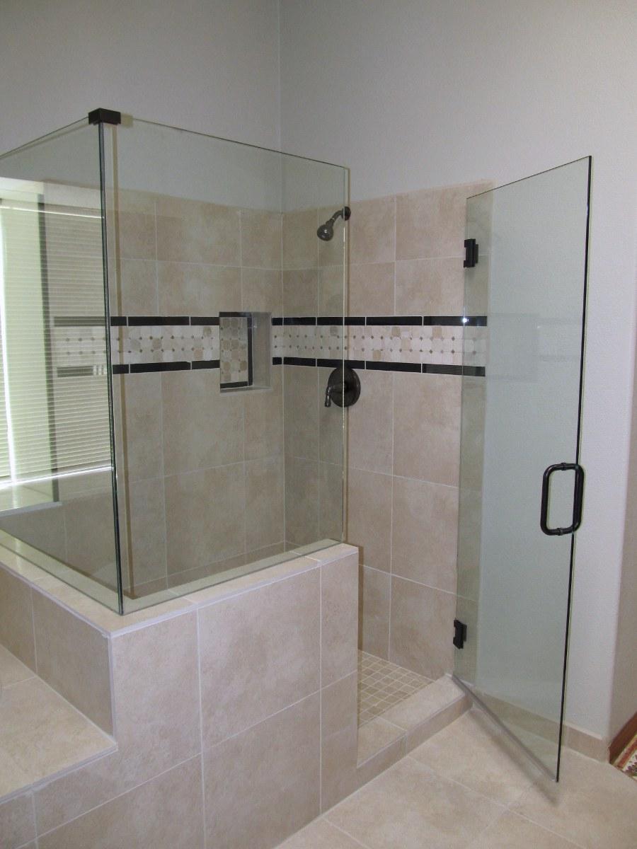 Gl Shower Doors Phoenix Az Frameless Tub Enclosures