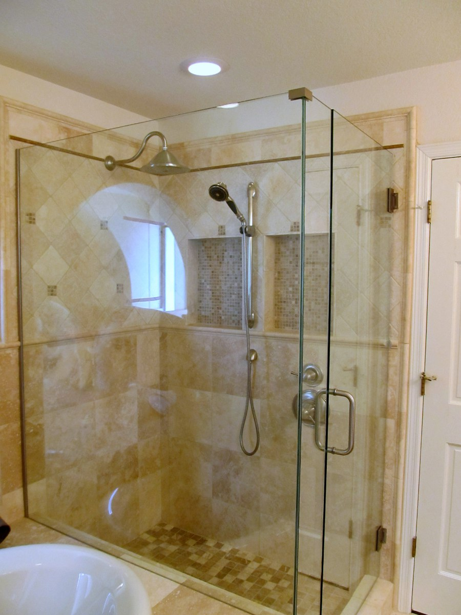 Glass Shower Doors Phoenix Az Frameless Shower Doors Tub