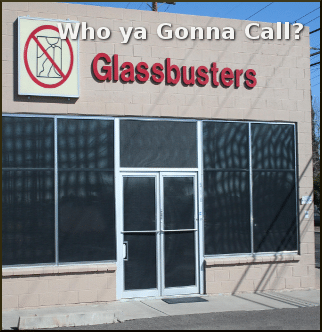 Our Glass Repair Shop in Mesa Arizona